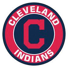 Baseball Area Rug 989 Xfm Cleveland Indians Mlb Baseball Area Rug