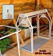 the 25 best attic lift ideas on pinterest attic storage attic