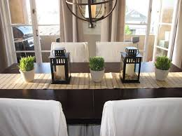 Decorating Ideas For Dining Room Table