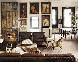 Dark Sofa Living Room Designs by Exquisite Living Room Iwth Dark Sofa Quilt Matter And Nuded