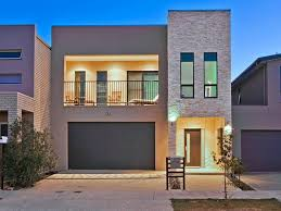 modern townhouse designs lately house with detached garage plans