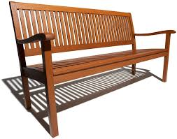 Outdoor Wooden Benches Wood Patio Bench Home Decor And Furniture Deals