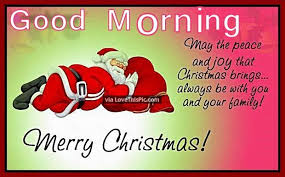 morning merry to you and your family pictures