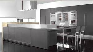 grey kitchen modern design normabudden com