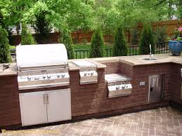 kitchen classy outdoor bbq kitchen ideas kitchen design barbecue