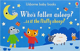 baby books online buy who s fallen asleep usborne baby books book online at low