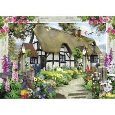 country cottage country cottage cottage jigsaw puzzle from jigsaw puzzles