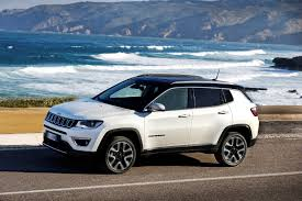 Jeep Compass Suv 2017 Features Equipment And Accessories