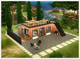 Ssf Home Decor by Swedish Cabin Sims 4 Designs