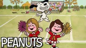 peanuts happy thanksgiving happy birthday snoopy youtube