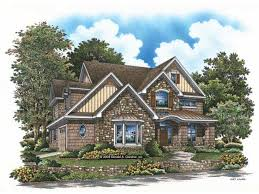 4 bedroom craftsman house plans home plan homepw07856 2901 square foot 4 bedroom 3 bathroom