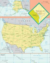 Northeast Map Usa by Map Usa Dc Adanedhel