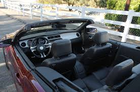 mustang inside 2015 ford mustang interior spied