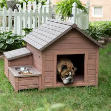 Fashionable Idea Small Wooden Dog House Plans 11 For Dogs 2017 17
