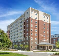 ranking of residence halls at ecuthe black sheep