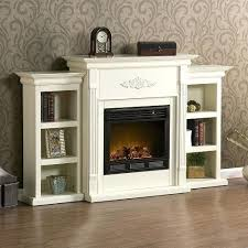 Electric Fireplace Suite Electric Fireplace Freestanding Oak Electric Fireplace Stand Ivory