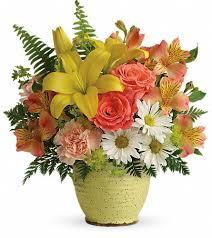 murfreesboro flower shop teleflora s clear morning bouquet in murfreesboro tn