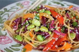 noodle salad recipes 10 delicious cold asian noodle salads babble