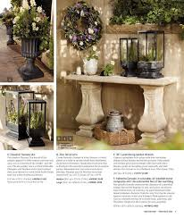 Outdoor Console Table Stone Console Table For Outdoor Patio Landscaping Pinterest