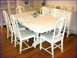 distressed kitchen table and chairs awesome distressed dining room furniture table sets of white