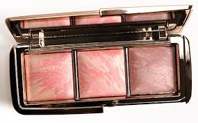 hourglass ambient strobe lighting blush palette hourglass ambient lighting blush palette cheek palette review
