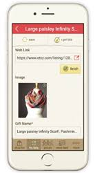 wish list app all new mobile app giftster raises the bar on wish list gift