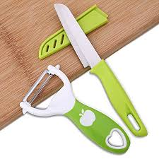 great kitchen knives hoxha stainless steel ultra sharp kitchen knife and fruit peeler set