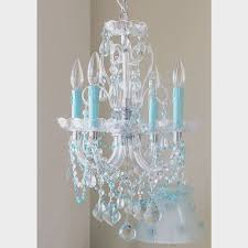 How To Make Chandelier At Home Blue Chandelier How To Make Turquoise Chandelier Home
