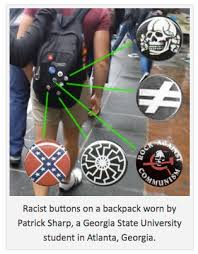 recognizing white supremacist symbols in the us we are comrades