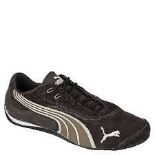 drift cat driftcat iii dc3 sue suede leather mens brown athletic