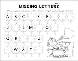 kindergarten abc worksheets free worksheets library download and