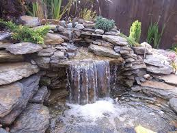 Backyard Ponds For Dummies How To Build An Above Ground Pond Rocks For The Waterfall