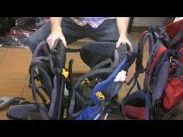 Deuter Kid Comfort Ii Sunshade Deuter Kidcomfort Fitting U0026 Accessories Youtube