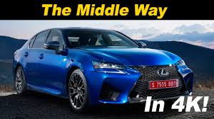 lexus vs toyota maintenance cost 2017 lexus gs f review and road test detailed in 4k uhd 1 youtube