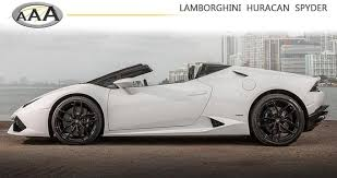 lamborghini rent a car aaa luxury sport car rental prestige and car hire