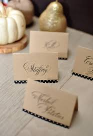 retro thanksgiving printable place cards in 2014 polka dot food