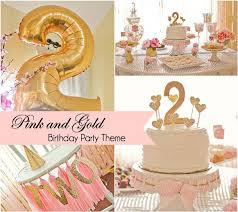 Gold And Pink Party Decorations 100 Pink White And Gold Birthday Decorations Best 25