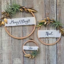Diy Twig Wreath by Tillandsia Diy Wreath Sunset