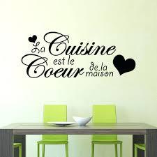 stickers de cuisine sticker mural cuisine phrase sticker mural sticker mural cuisine