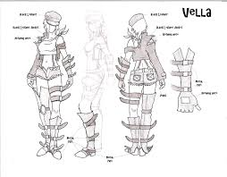 vindictus eu costume draw contest vella by siegfried87 on deviantart