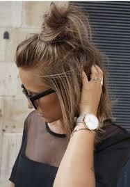 the 25 best short hair buns ideas on pinterest twist hair easy
