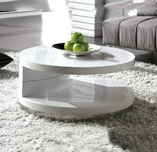 white plastic coffee table modern small apartment minimalist white coffee table coffee table