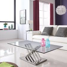 Modern Center Table For Living Room Tall Glass Table Tall Glass Table Suppliers And Manufacturers At