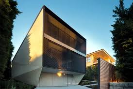 Study Interior Design Sydney K House In Sydney U2013 Concrete House Roof In A Geometric Design