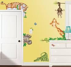ideen kinderzimmer wandgestaltung wandgestaltung im kinderzimmer tiere im babyzimmer baby s room