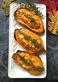 easy baked sweet potatoes grits and pinecones