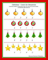 free worksheets preschool christmas worksheet free math