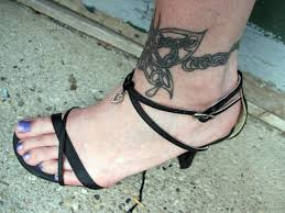 butterfly tattoos ankle 30 cool knot ankle tattoos on ankle