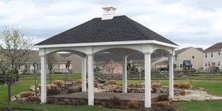 gazebos in pa backyard pergolas and pavilions built by lancaster