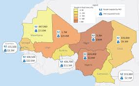 sahel desert map fao s component of the 2014 2016 strategic response plan for the